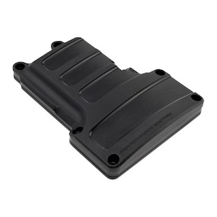 Performance Machine Scallop Transmission Top Cover For Harley