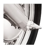 Kuryakyn Stiletto Front Axle Nut Covers For Harley