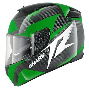 shark speed r series 2 carbon run helmet size lg only. Black Bedroom Furniture Sets. Home Design Ideas