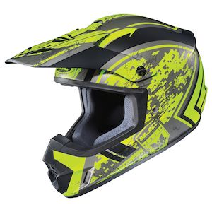HJC CS-MX 2 Squad Helmet (Size XS Only)