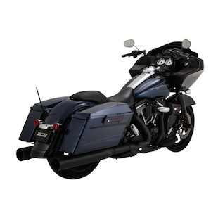 Vance & Hines Power Duals Headers For Harley Touring 2009-2016