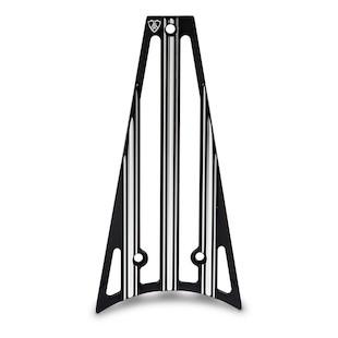 Arlen Ness 10-Gauge Frame Grill For Harley Touring