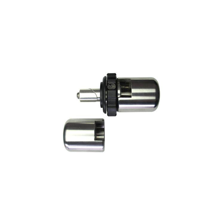 Black/Stainless Steel