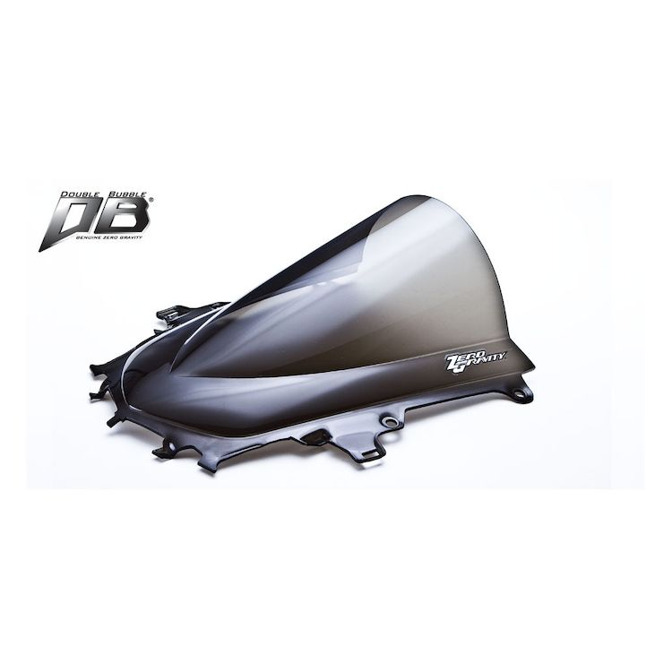Zero Gravity Double Bubble Windscreen Yamaha R1 / R1M / R1S
