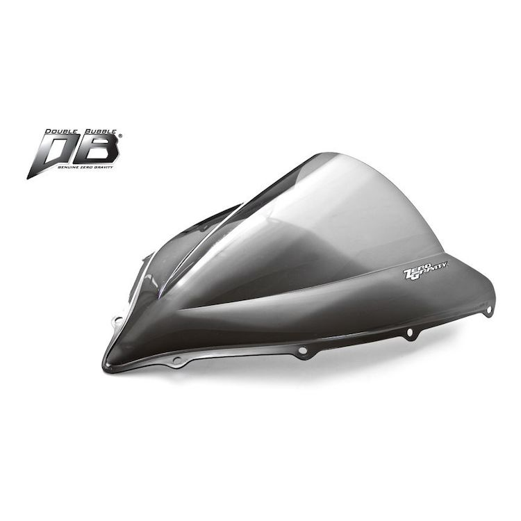 Zero Gravity Double Bubble Windscreen MV Agusta F4 1000 / RR