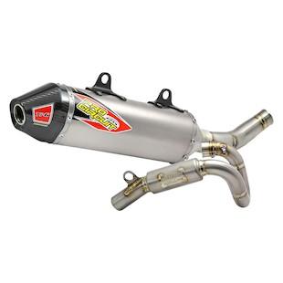 Pro Circuit Ti-6 Titanium Exhaust System KTM 350 SX-F 2016