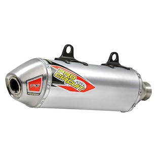 Pro Circuit T-6 Slip-On Exhaust KTM 350 SX-F 2016