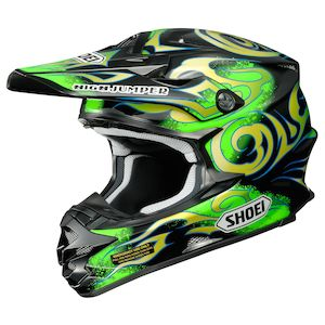 Shoei VFX-W Taka Helmet (SM)