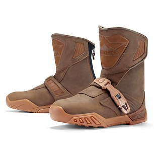 Icon Raiden Treadwell Motorcycle Boots