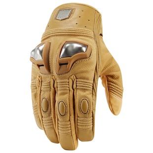 Icon 1000 Retrograde Motorcycle Gloves