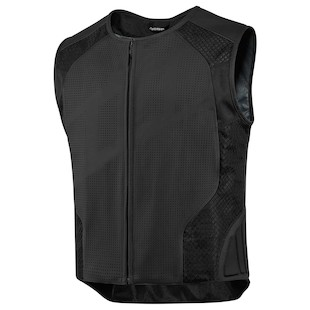 Icon Hypersport Stripped Motorcycle Vest
