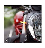 New Rage Cycles LED Turn Signals Ducati Monster 1100
