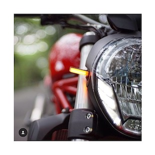 New Rage Cycles LED Front Turn Signals