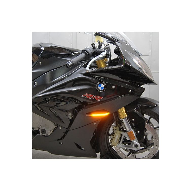 New Rage Cycles LED Front Turn Signals S1000RR 2010-2018