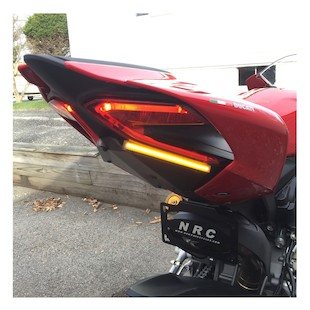 New Rage Cycles LED Fender Eliminator Ducati 959 Panigale