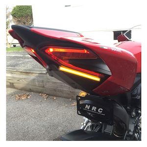 New Rage Cycles LED Fender Eliminator Ducati 1299 Panigale