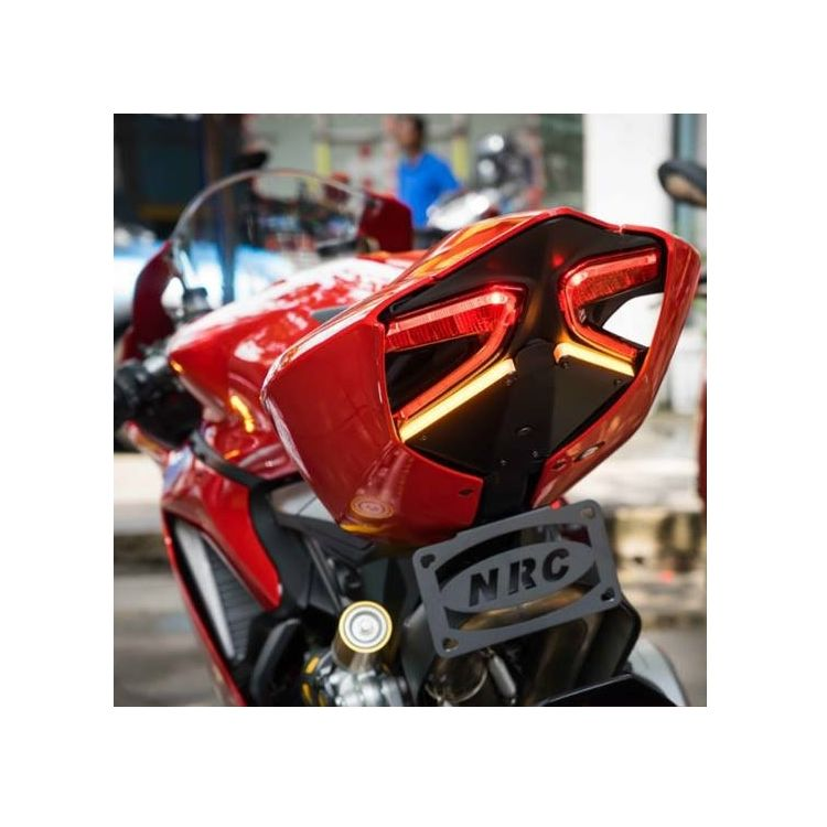 New Rage Cycles LED Fender Eliminator Ducati 899 Panigale