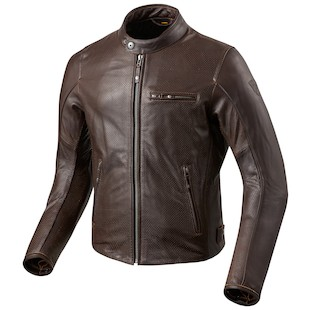REV'IT! Flatbush Air Vintage Motorcycle Jacket