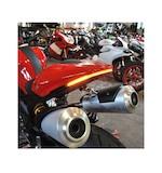 New Rage Cycles LED Fender Eliminator Ducati Monster 696