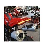 New Rage Cycles LED Fender Eliminator Ducati Monster 796