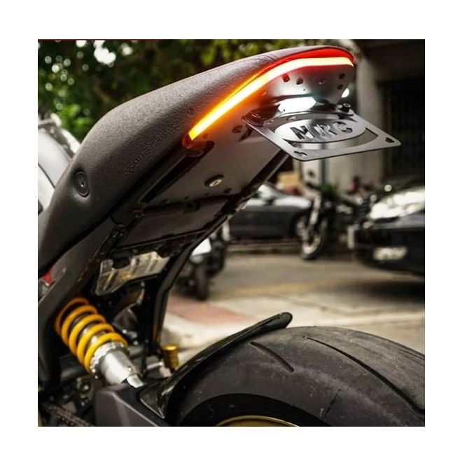 Ducati Monster Tail Light Wiring