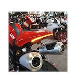 New Rage Cycles LED Fender Eliminator Ducati Monster 1100