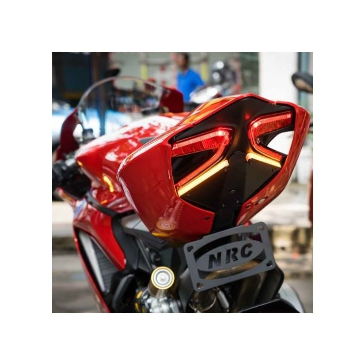 New Rage Cycles LED Fender Eliminator Ducati 1199 Panigale