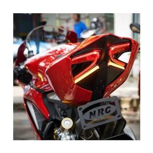 New Rage Cycles LED Fender Eliminator Ducati 1199 Panigale