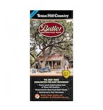 Butler Maps Texas Hill Country