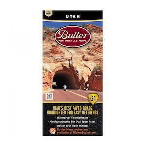 Butler Maps Utah