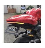 New Rage Cycles LED Fender Eliminator Ducati Monster 1200