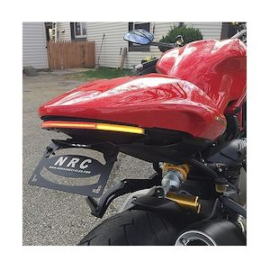 New Rage Cycles LED Fender Eliminator Ducati Monster 821