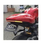 New Rage Cycles LED Fender Eliminator Ducati Monster 821