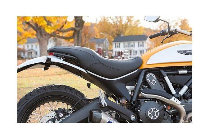 Mustang Seat Ducati Scrambler 2015 2018
