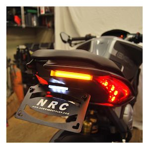 New Rage Cycles LED Fender Eliminator MV Agusta Dragster / RR 2014-2018