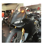New Rage Cycles Mirror Block Off LED Turn Signals Ducati Panigale