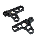 Joker Machine Adjustable Serrated Heel Foot Pegs For Triumph 2001-2015