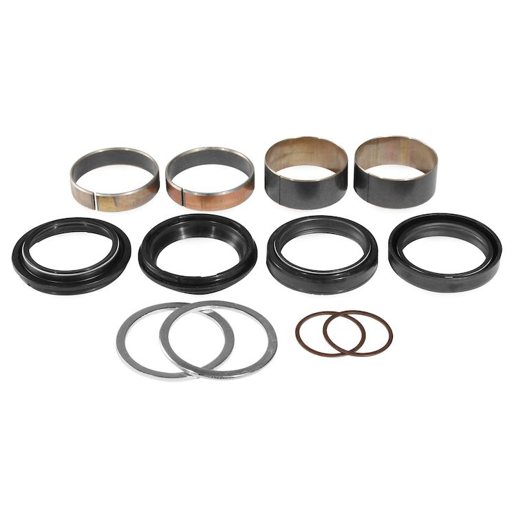 Pivot Works Fork Oil and Dust Seal Kit for Kawasaki KX125 2003