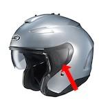 HJC IS-33 II Helmet Side Caps