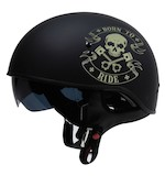 Torc T-55 Born To Ride Helmet