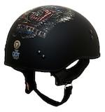 Torc T-55 Lucky 13 Wings Helmet