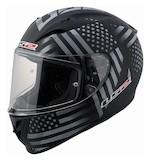 LS2 Arrow Old Glory Helmet