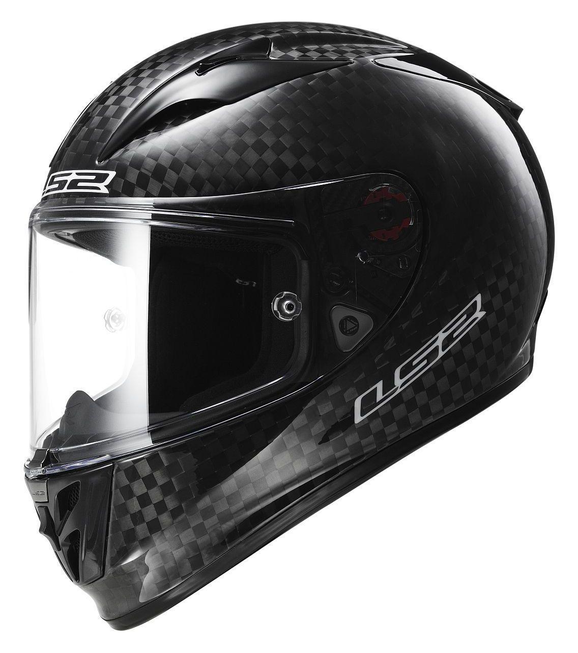Ls2 Arrow Carbon Helmet Revzilla