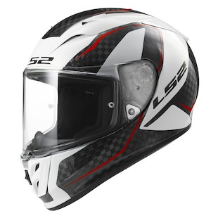 LS2 Arrow Carbon Fury Helmet
