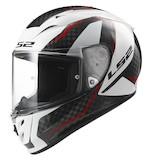 LS2 Arrow Carbon Fury Helmet