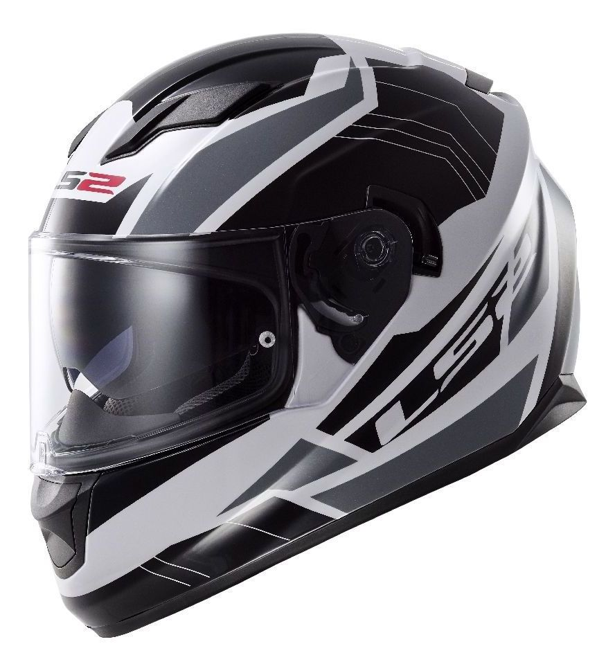 ls2 stream omega helmet revzilla. Black Bedroom Furniture Sets. Home Design Ideas