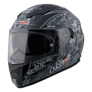 LS2 Stream Anti-Hero Helmet
