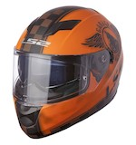 LS2 Stream Fan Helmet