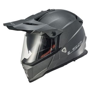 LS2 Pioneer Helmet - Solid