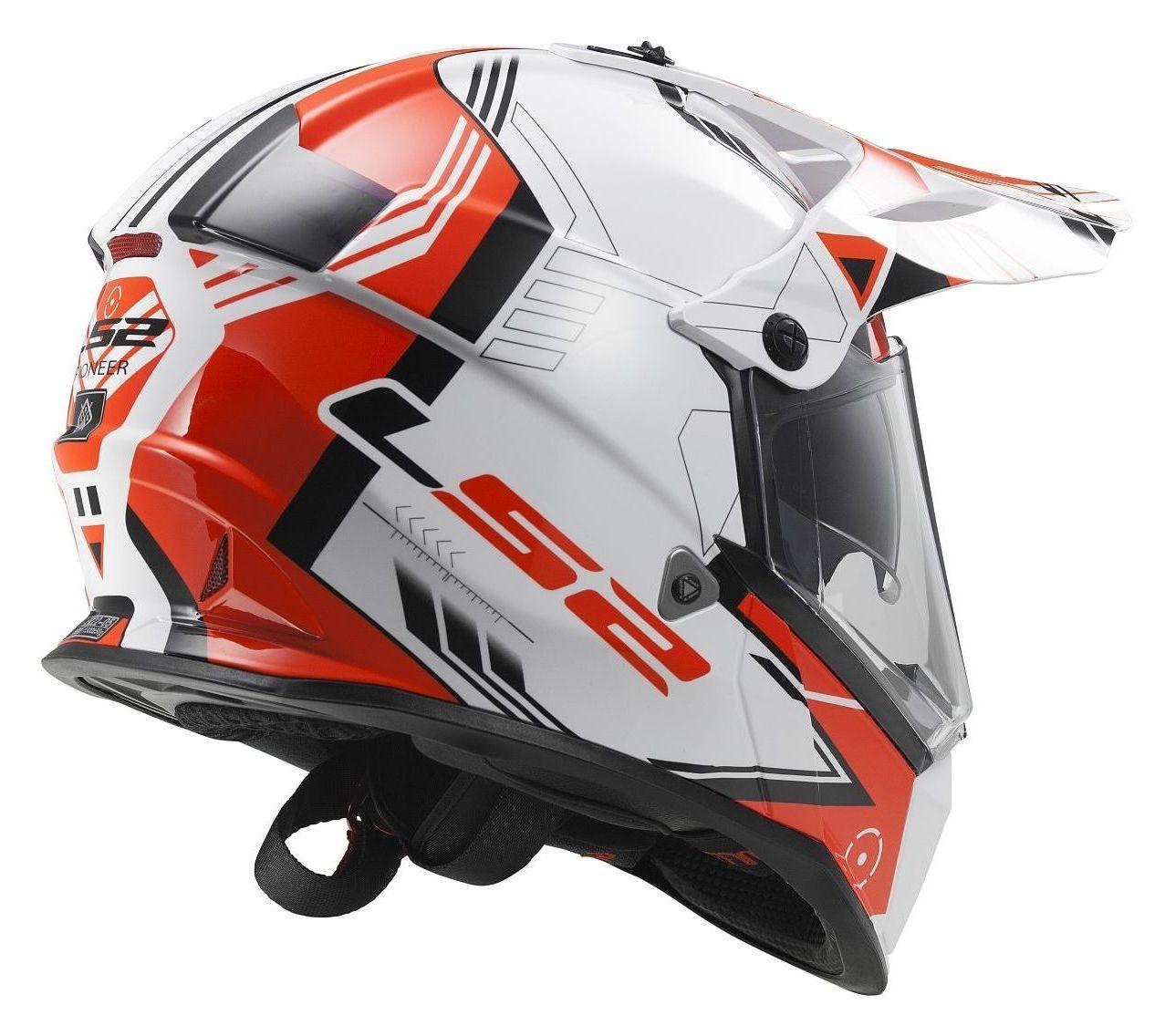 8f4e402f6da LS2 Pioneer Trigger Helmet (Size SM Only)